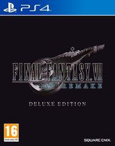 Final Fantasy VII Remake Deluxe Edition - PS4