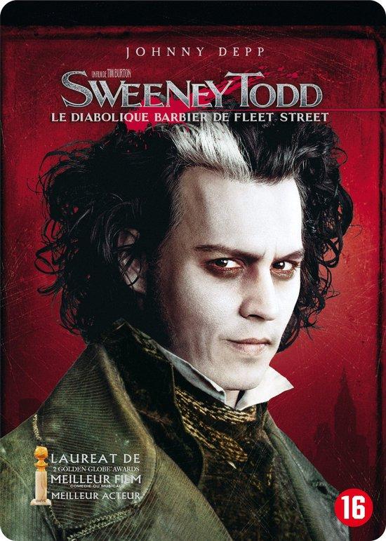 Cover van de film 'Sweeney Todd The Demon..'