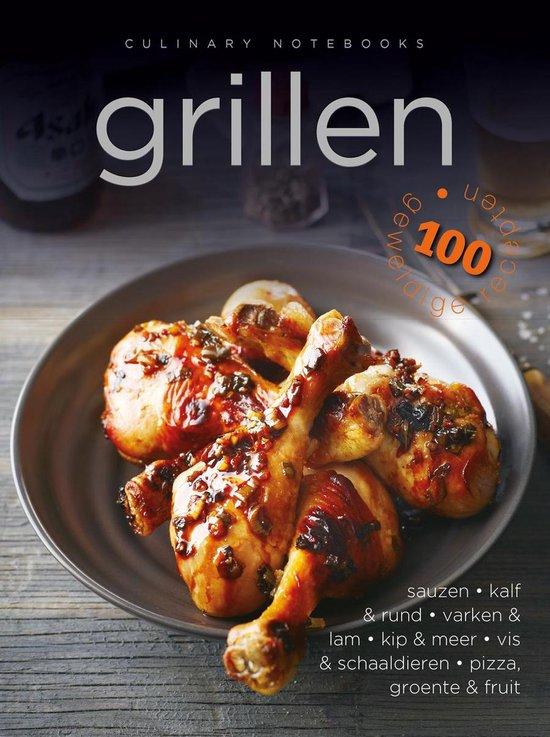 Afbeelding van Culinary Notebooks Grillen
