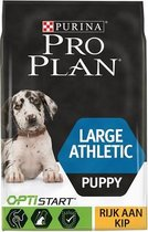Pro Plan Puppy Large Athletic - Kip - Hondenvoer - 12 kg