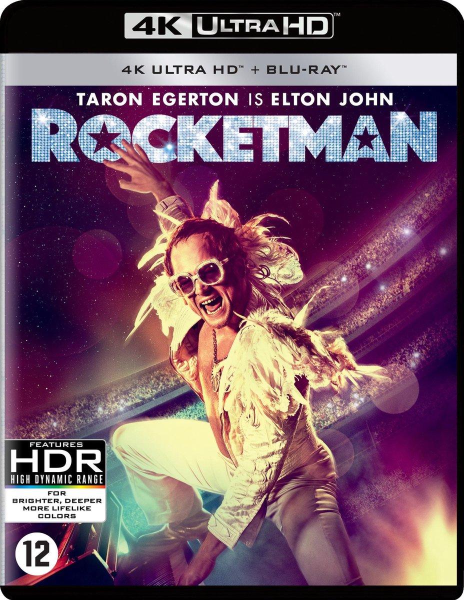 Rocketman (4K Ultra HD Blu-ray)-