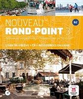 Nouveau Rond-Point 3 livre de l'élève + cd