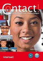 Contact! 3 tekstboek + online mp3