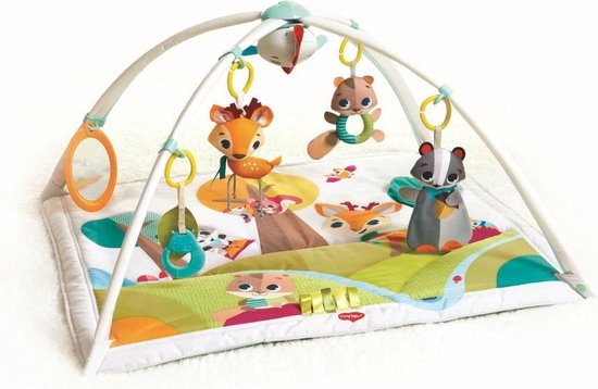 Tiny Love Deluxe Gymini Into the forest 2-in-1 - Speelkleed