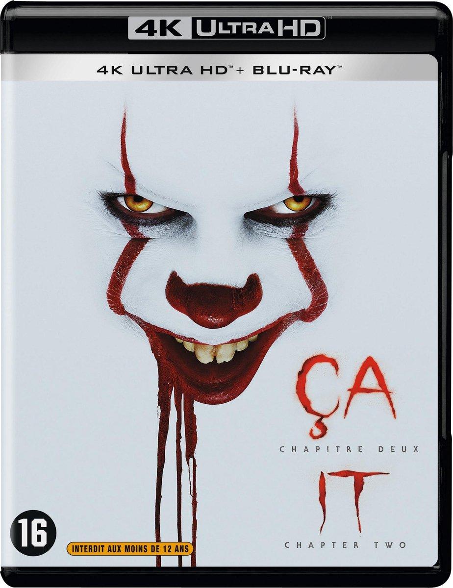It Chapter Two (4K Ultra HD Blu-ray)-