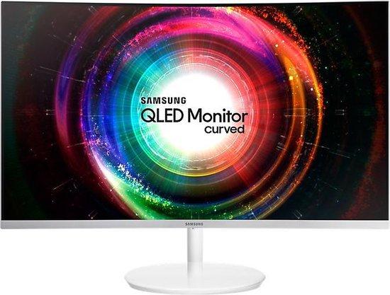 Samsung C27H711 - WQHD QLED Monitor