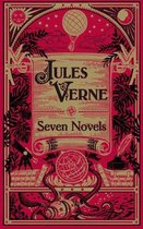 Leatherbound classic collection Jules verne: seven novels