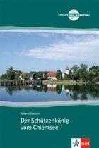 Tatort DaF - Der Schützenkönig vom Chiemsee (A2) Buch + Audi