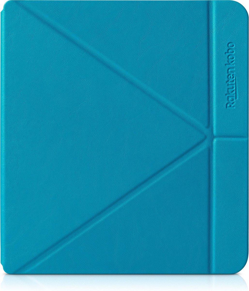 Kobo - Beschermhoes Sleepcover voor Kobo Libra - Aqua