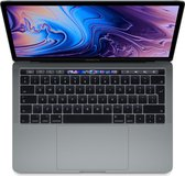 Apple MacBook Pro (2018) - 13.3 inch - 256 GB / Spacegrijs