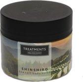 Treatments® Shinshiro sea salt body scrub 400gram scrubzout scrub lichaam