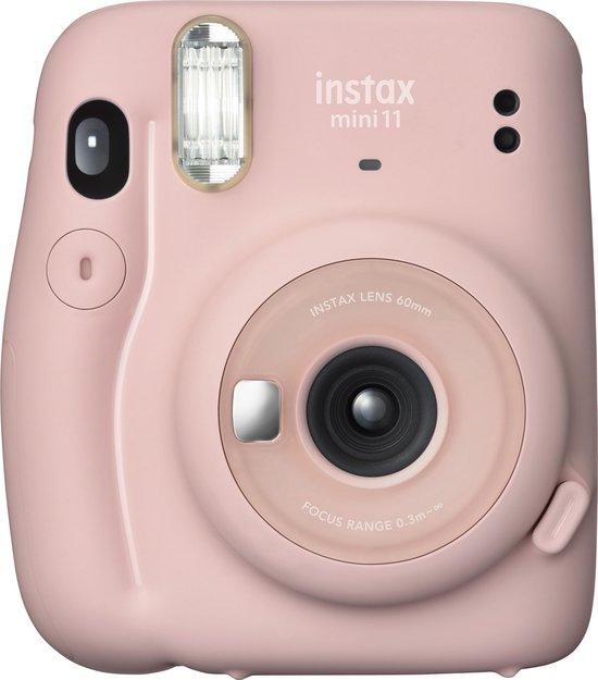 Fujifilm Instax Mini 11 - Blush Pink