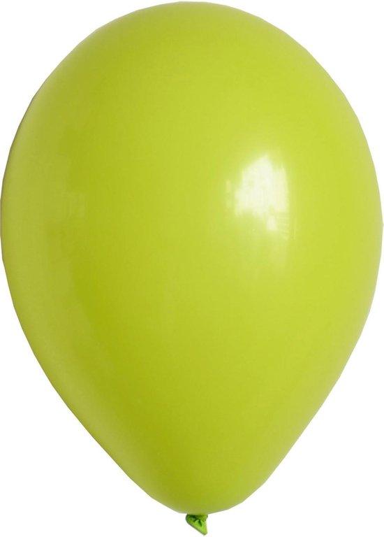 My Litte Day - Ballonnen - Lichtgroen - 10 stuks - 30cm