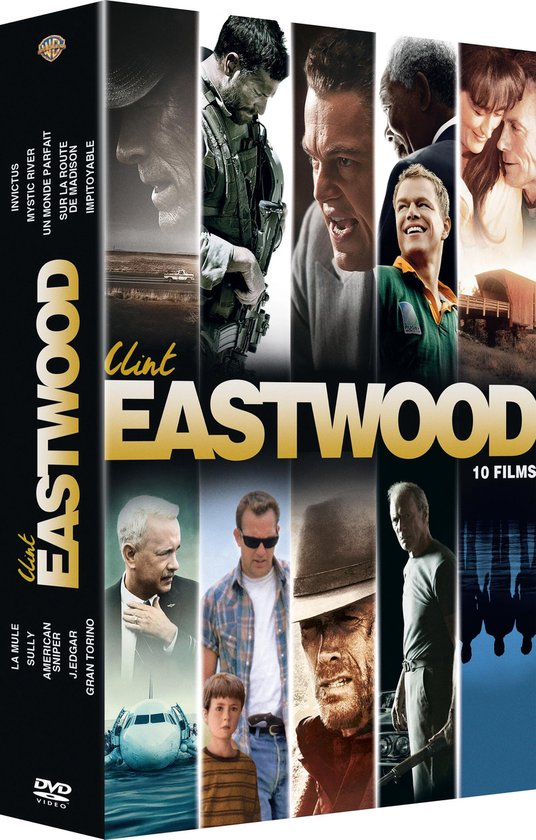 Clint Eastwood Collection (2019)