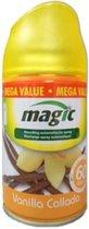 Magic Navulling Vanilla Collada 300ml