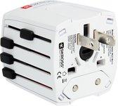 SKROSS Reisstekker World Adapter MUV Micro
