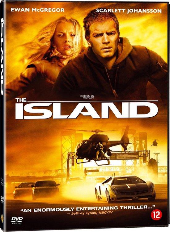 Cover van de film 'The Island'