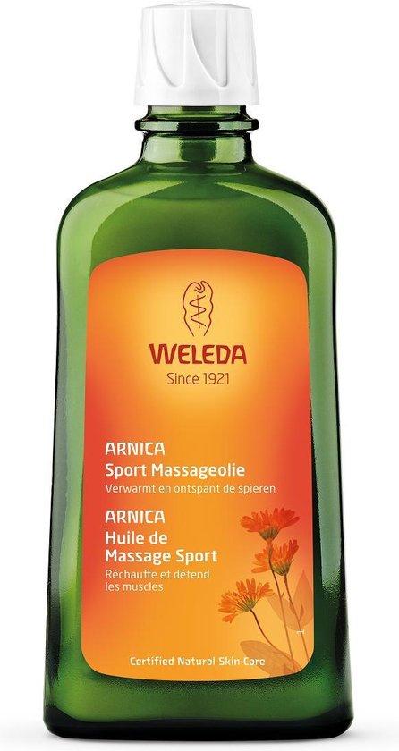 Weleda Arnica Sport Massageolie - 200 ml - Biologisch