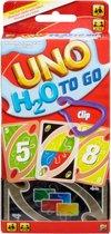 Mattel Games Uno H2O To Go - Kaartspel