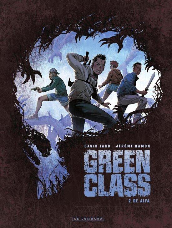 Green class 02. de alfa - David Tako |
