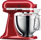 KitchenAid Artisan KSM185 standmixer 4 8 liter Keizerrood