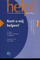 Boek cover Help! 1 Hulpboek Duits van E. Ham (Paperback)