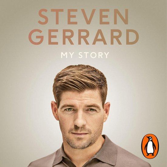 Boek cover My Story van Steven Gerrard (Onbekend)