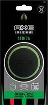 AXE - Autoluchtverfrisser - Africa