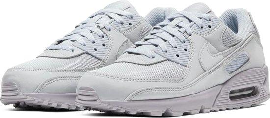 Nike Air Max 90 Sneakers - Maat 46 - Mannen - licht grijs