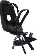 Thule Yepp Nexxt Mini Fietsstoeltje Voor Stuur Lichtgewicht ook voor E-Bikes - Zwart