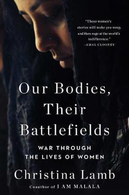 Boek cover Our Bodies, Their Battlefields van Christina Lamb (Paperback)