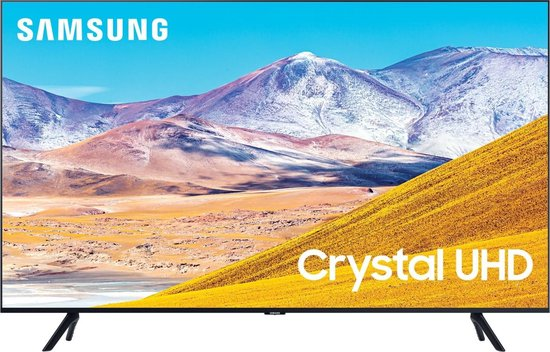 Samsung UE43TU8000 4K HDR LED Smart TV (43 inch)