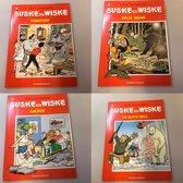 Suske en Wiske deel 13 t/m 16 Shell-uitgave