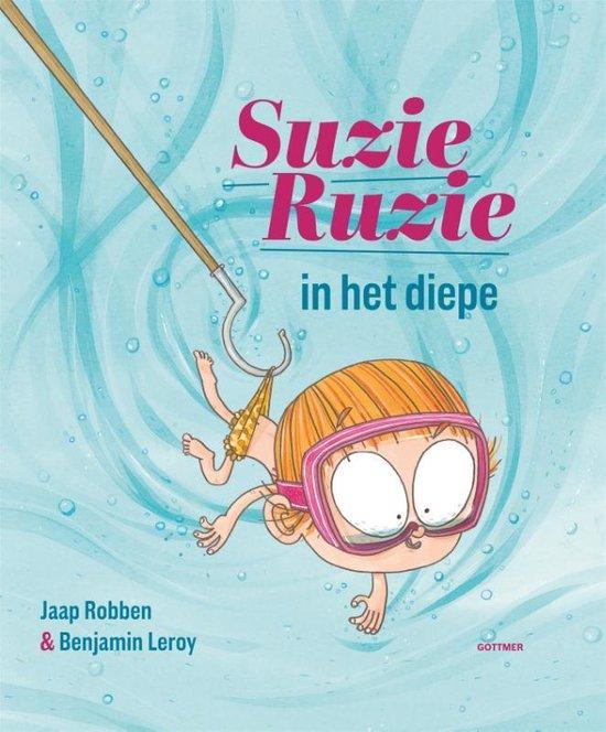Suzie - Suzie Ruzie in het diepe - Jaap Robben |