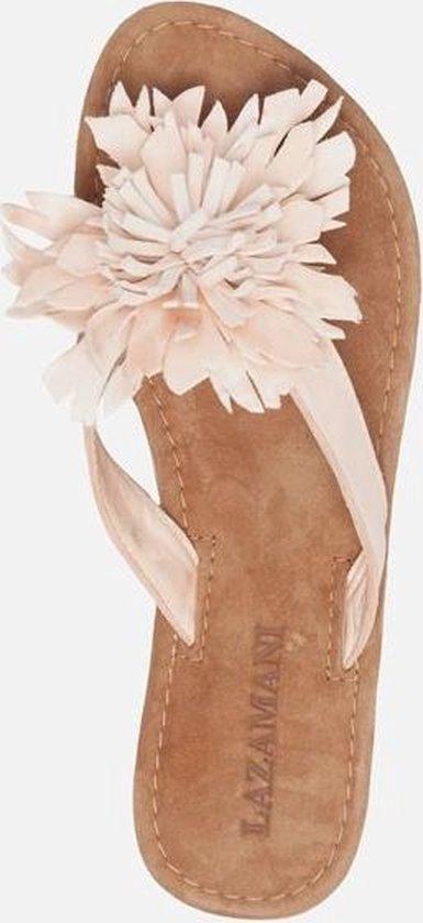 Lazamani Slippers roze - Maat 38 PUMBqfKr
