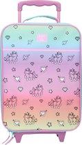 Milky Kiss Rainbows & Unicorns Reiskoffer - 16,8 l - Mint