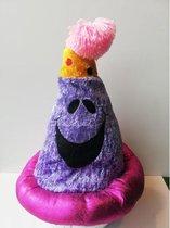Feestmuts Smiley voor Carnaval en Feesten