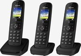 Panasonic seniorentelefoon KX-TGH713NLB