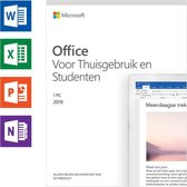 Microsoft Office 2019 Home & Student 1 licenti