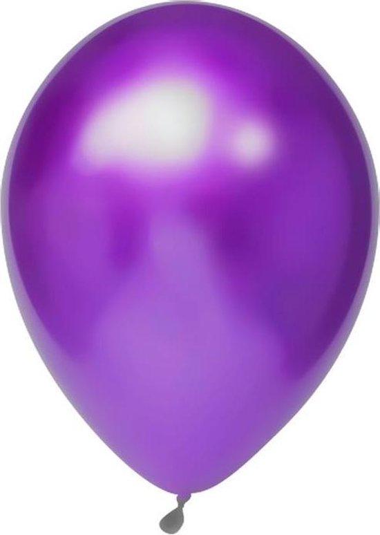 Haza Original Ballonnen 30 Cm 100 Stuks Paars