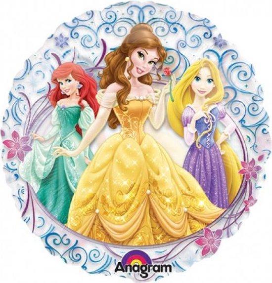 Folieballon princess 66cm