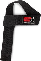 Gorilla Wear Lifting Straps - Non padded - One Size