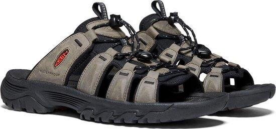 Keen Sandalen - Maat 44.5 - Mannen - grijs/bruin,zwart