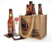 iKi Beer   Tastea Discovery pakket   5 smaken + 1 glas