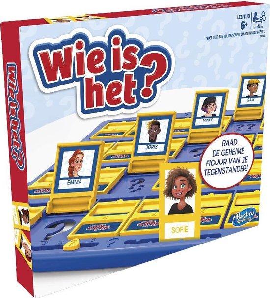 Wonderbaar bol.com | Wie Is Het? - Kinderspel | Games VW-74