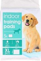 Indoor Plasmat -  training pads puppy's, puppy trainen, zindelijkheid, zindelijkheidstraining, honden toilet, dieren toilet