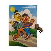 Boek - Poëziealbum - Bert & Ernie - Sesamstraat