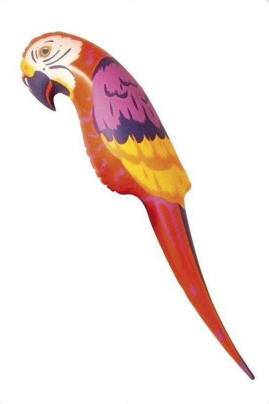 Smiffys - Papegaai - Opblaasbaar