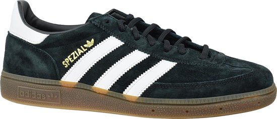 adidas 'Handbal Spezial' Heren Sneakers - Core Black/Ftwr White/Gum5 - Maat 41 1/3