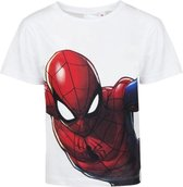 "Spider-Man Model ""Spider-Man in a Free Fall"" Marvel Ultimate Spider-Man Jongens T-shirt Maat 116"